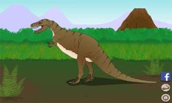 Dinosaur Excavation: T-Rex screenshot 3/3