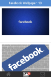 Facebook Wallpaper HD screenshot 2/3