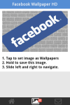 Facebook Wallpaper HD screenshot 3/3