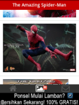 The Amazing Spider-Man HD screenshot 4/6