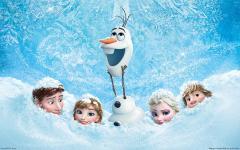 Frozen  Wallpaper Slideshow HD screenshot 5/6