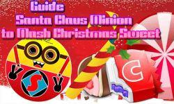 Despicable Santa Minion Crush Christmas Candy screenshot 1/3