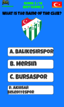 Turkey Football Logo Quiz screenshot 4/5