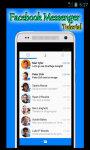 Facebook Messenger Tutorial screenshot 1/4