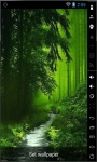 Secret Green Forest Live Wallpaper screenshot 1/2