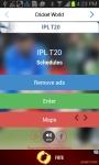 Cricket 365 World  screenshot 1/5