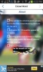 Cricket 365 World  screenshot 5/5