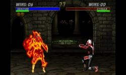 Ultimate Mortal Combat 3 screenshot 3/3