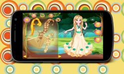 Dress Up Princess Rapunzel screenshot 2/4