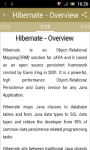 Learn Hibernate screenshot 2/3