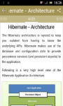 Learn Hibernate screenshot 3/3