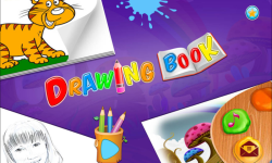 Kids Color Fly -  Drawing Book screenshot 1/4