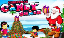 Christmas Candy Smash Free screenshot 1/6