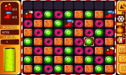 Christmas Candy Smash Free screenshot 2/6