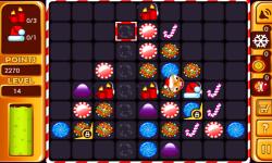 Christmas Candy Smash Free screenshot 3/6