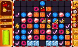 Christmas Candy Smash Free screenshot 4/6