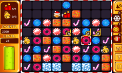 Christmas Candy Smash Free screenshot 5/6