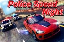 Police Speed Night screenshot 1/4