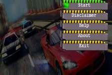 Police Speed Night screenshot 2/4