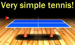 Simple Table Tennis: 2D gameplay screenshot 1/3