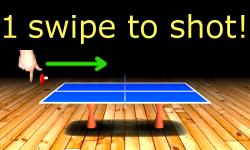 Simple Table Tennis: 2D gameplay screenshot 2/3
