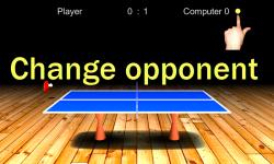 Simple Table Tennis: 2D gameplay screenshot 3/3