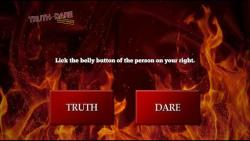 Adult Truth or Dare Game total screenshot 1/3