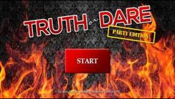 Adult Truth or Dare Game total screenshot 2/3