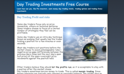 Stock Market Day Trade Course - Investment course  screenshot 2/3