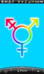 Pride Rainbow Live Wallpaper by ☆Miss Unicorn☆ screenshot 6/6
