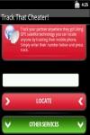 Cheater Tracker App screenshot 1/1