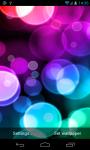 Abstract Rings Live Wallpaper screenshot 5/6