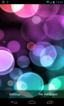 Abstract Rings Live Wallpaper screenshot 6/6