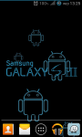 Galaxy SIII Android Live Wallpaper screenshot 3/3