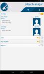 Silent Manager screenshot 2/3