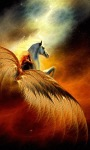 Fantasy Horse Live Wallpape screenshot 1/3