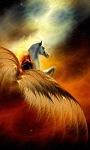 Fantasy Horse Live Wallpape screenshot 2/3