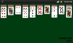 Solitaire Card Games screenshot 2/6