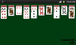 Solitaire Card Games screenshot 6/6