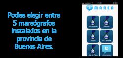 InfoMarea screenshot 1/4