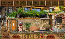 Free Hidden Object Game - Cliff House screenshot 3/4