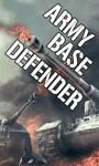 Army Base Defender – Free screenshot 1/6