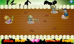 Whack Rising Dead - Crush Zombie To Project Land  screenshot 2/6