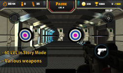 7th Bullet: Shooting Range screenshot 3/4