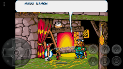Asterix And The Power Of The Gods 1995 SEGA screenshot 2/4