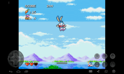 Adventure  of Buster Bunny screenshot 1/4