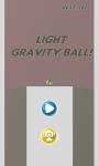 Light Gravity Ball screenshot 1/1