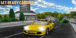 City Drive Taxi Simulator screenshot 1/5