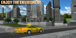 City Drive Taxi Simulator screenshot 4/5