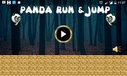 Panda Run And Jump screenshot 1/6